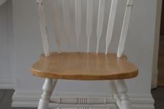 Stuhl im Rubens Familiencafe