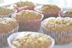 selbstgemachte Muffins